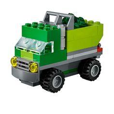 Garbage Truck Lego Clic