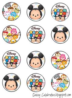 http://daisycelebrates.blogspot.com/#!/2016/03/tsum-tsum-birthday-party-printables.html