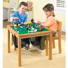 Imaginarium - Lego Table With 2 Chairs