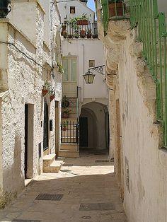 Cisternino, Provincia di Brindisi, Puglia - Italy