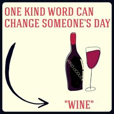 Wine truths!
