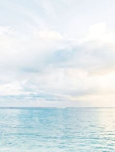 """""""The sea! the sea! the open sea! The blue, the fresh, the ever free! Sea And Ocean, Ocean Beach, Blue Aesthetic, Salt And Water, Mellow Yellow, Ciel, Seaside, Surfing, Scenery"""