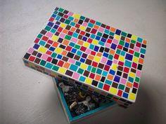 La Vida de ColorEs: Papelitos de colores