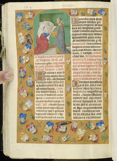 Breviary, MS M.52 fol. 496v - Images from Medieval and Renaissance Manuscripts - The Morgan Library & Museum