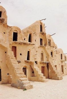 coisasdetere:  Tataouine, Tunisia - Africa.