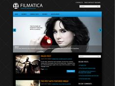 Filmatica is a stylish and catching free WordPress Theme, You could hardly find more snazzy and cool premium WordPress theme than this theme.