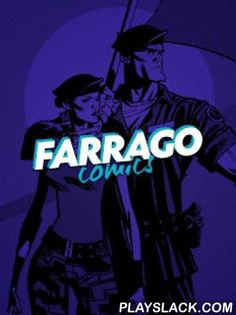Farrago Comics  Android App - playslack.com , Top Quality Comics & Graphic Novels from Top-notch Creators, All Free Forever!Farrago Comics allows you to enjoy high quality comic books for free, can't beat that! Like TV or streaming radio, we give you grea