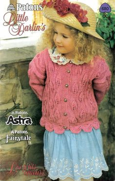 Knit and Crochet Patterns for Children from the Pattern Patter Team. by Char on Etsy