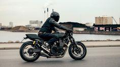 Yamaha XJR1300 'Skullmonkee' by Wrenchmonkees