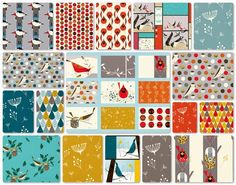 Charley Harper Poplin & Canvas