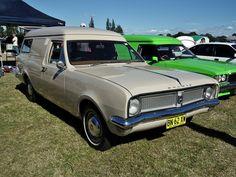 1971 Holden HG Belmont panel van
