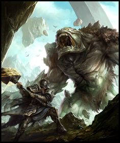 """""""Kingdoms of Amalur: Reckoning"""" by Mike Lim (daarken) - Cover for PCGZine Issue 51"""