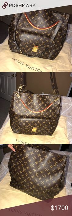 31287214ce0e Louis Vuitton Purse Gently used AUTHENTIC Louis Vuitton Purse Louis Vuitton  Bags Shoulder Bags