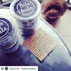 We love personal touch from BiteUnite chef  #Repost @biteunite with @repostapp.  #Repost @thequickwordcompany  A much needed energy ball delivery from @biteunite and earth goddess @laurakfairchild #biteuniteme
