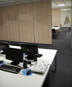 Locaux de formation du site http://www.formation-iob.com/ qui se charge de former ses candidats aux métier des IOBSP.