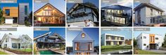 K-HAUS Limited Flat Pack Homes, Prefabricated Houses, Envy, Mansions, House Styles, Modern, Home Decor, House, Prefab Cottages