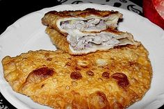 Yes Recipes: Search results for Tschebureki Swiss Recipes, Russian Recipes, Party Snacks, Finger Foods, Buffet, Good Food, Food And Drink, Pie, Healthy Recipes