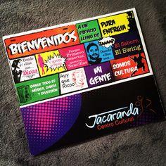 Carta de Jacaranda- Centro Cultural de los Campeones Mundiales de Tango 2006 en Buenos Aires Argentina