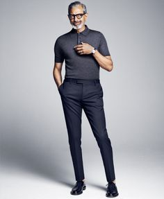 Jeff Goldblum for Icon El País, August 2016