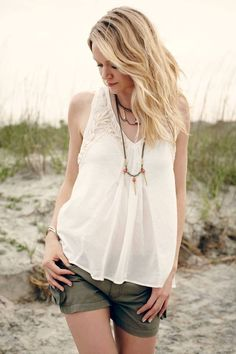 Anthropologie Fredrick Prince Coral Chime Necklace on ShopStyle