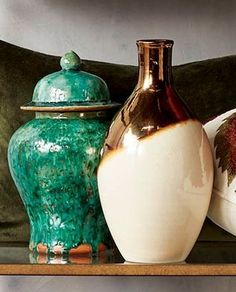 Shop Vases, Bowls and Jars from Frontgate.