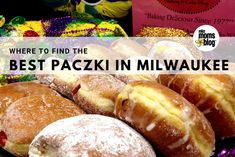 The season of Lent is just around the corner which means it's time for a time-honored tradition for many Milwaukeeans— Paczki Day! And no, they are not just your standard jelly doughnut. Anyone who has ever experienced a Paczki in Milwaukee will tell you it's become a special treat they look forward to all year long! Lent, Mom Blogs, Milwaukee, Doughnut, Festivals, Jelly, Told You So, Corner, Treats