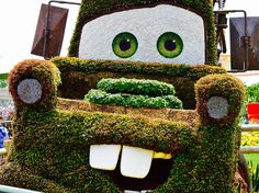 """Mater"" Topiary 