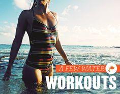 RX bikini Bod. Water workout. | Goldfish Kiss