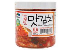 Taste Test: Cabbage Kimchi | Serious Eats   Tobagi brand