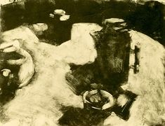 Frank Hobbs : Printmaking : Monotypes