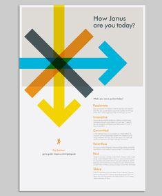 Janus // Brand Launch posters - welovecompany // nicole flores