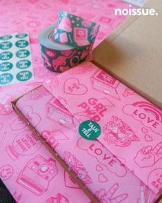 Custom Tissue Paper, Terracota, Custom Products, Custom Packaging, Business Ideas, Hot Pink, Freedom, Spiritual, Branding