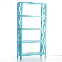 Wisteria - Furniture - Shop by Category - Cabinets & Bookcases - Contemporary Bookshelf