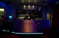 Belvedere Event Bar with Light Tape  http://www.lighttape.co.uk