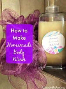 Spoil Yourself with DIY Lemon Lavender Bath Gel and Indulgent 'Good Job' Snacks