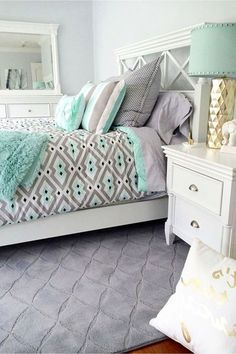 Happy new year it 39 s all about starting fresh with a clean - Teenage girl bedroom ideas on a budget ...
