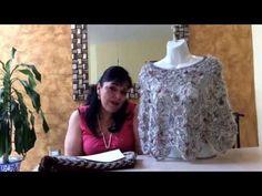 Capita Bohem tejido con dedos -Tejiendo con Laura Cepeda - YouTube