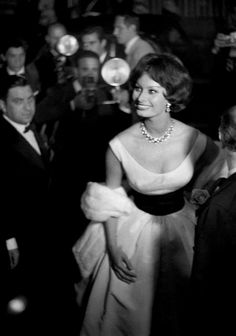 """summers-in-hollywood: """" Sophia Loren at the Cannes Film Festival, 1966 """""""