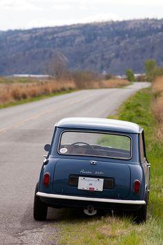 My restored '65 Austin Mini