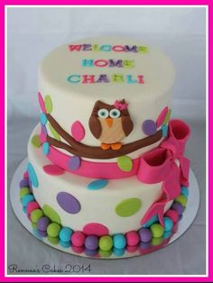 Visit our owl cakes share. PartyAnimalOnline customers who have shared their owl inspired cakes as part of our animal cake theme. Owl inspiration for all.
