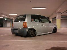 Joni's GTI Lupo, ghettolook <3