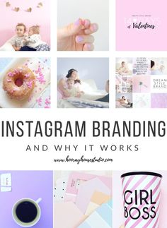 Instagram, Instagram feed, branding, branded content, branded photos, Instagram marketing, content marketing, social media marketing, social media, visuals, visual strategy, cohesive feed, cohesive Instagram, planning social media content.