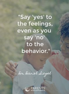 When it comes to raising emotionally intelligent kids, this parenting tip is where to start. Here's a 3 step strategy for handling your angry or sad child's big emotional outbursts, meltdowns and tantrums.  #kids #parenting Parenting Books, Parenting Quotes, Mindful Parenting, Parenting Advice, Kids And Parenting, Quotes About Your Children, Quotes For Kids, Child Quotes, Behavior Quotes