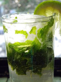 Mystery Lovers' Kitchen: Tale of the Virgin Mojito by Cleo Coyle