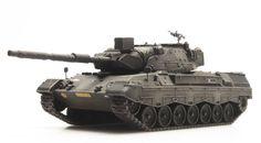 Leopard 1V Koninklijke Landmacht