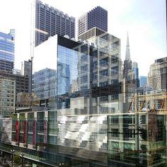 From @runawaywind via Instagram View from Joffrey Ballet #OHC2014 Joffrey Ballet, Facades, Open House, Skyscraper, Multi Story Building, Chicago, Nyc, Instagram, Architecture