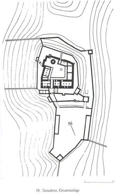 Graudenz - Burganlage