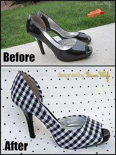 Shoe LOVE IS True LOVE - Shoes, Upcycle