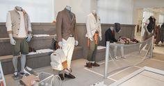 Brunello Cucinelli Spring 2018 Menswear, Italian Menswear collection, menswear, mens collection, runway coverage, street style & more at TheImpression.com