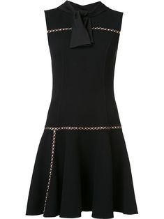Carolina Herrera Flared Sleeveless Dress - Carolina Herrera - Farfetch.com